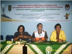 Sosialisasi PEMILUKADA Kota Surabaya 2010